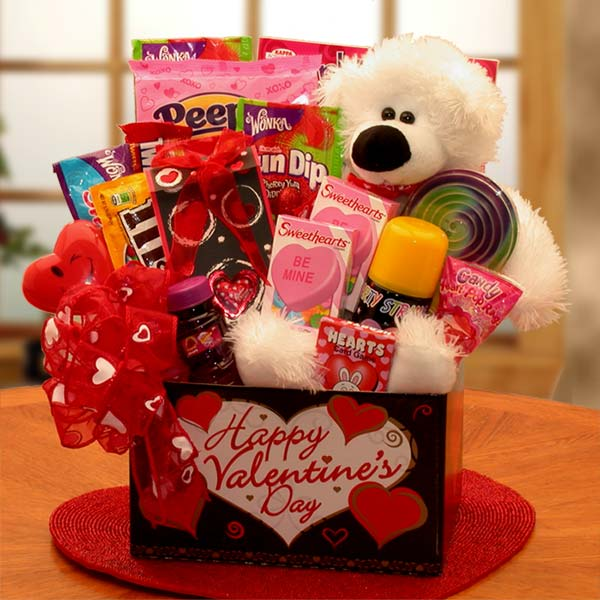 You Re Beary Huggable Kids Valentine Gift Box