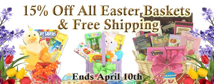 Easter Spring Promotion