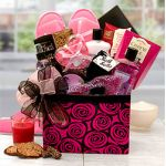 Home Spa Gift Baskets