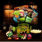 Frankie's Halloween Monster