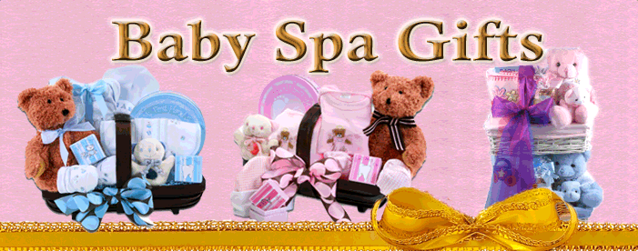 Baby Spa Gift Baskets
