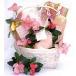 Pamper Me Spa Gift Basket