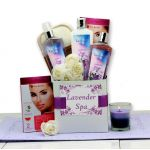 Lavender Spa Care Package