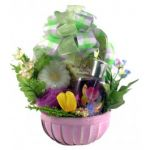 Wild Berry Spa Basket