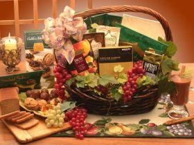 The Kosher Gourmet Gift Basket