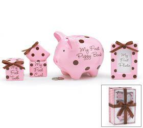 Baby Girl Keepsake Gift Set
