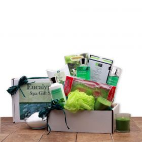 Eucalyptus Spa Gift Box