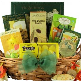 Gourmet Easter Wishes Gift Basket