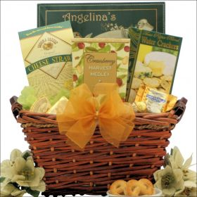 Gourmet Holiday Delight Gift Basket