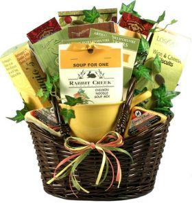 Fireside Gourmet Gift Basket