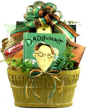 Dadgummit!, Gift Basket for Dad