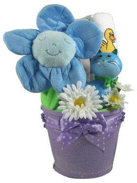 Little Mr., Gift Basket For Baby Boys